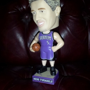 Sacramento Kings Bobblehead Hedo Turkoglu