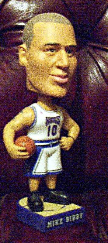 Sacramento Kings Bobblehead Mike Bibby