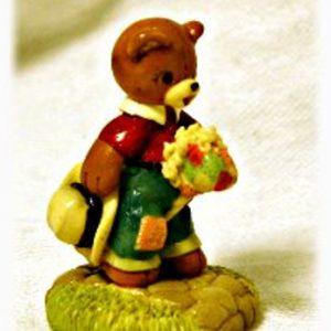 "Penni Bear ""Bouquet Boy"""